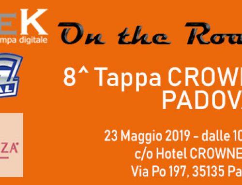 Offitek & DTG alla Tappa Del RoadShow al CROWNE PLAZA Padova